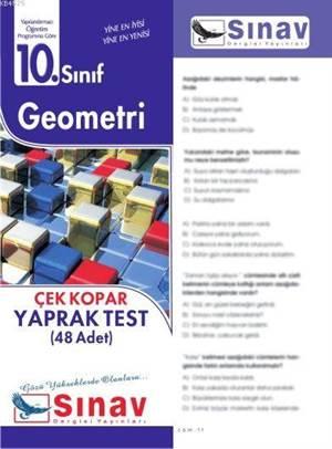 10.Sınıf Geometri