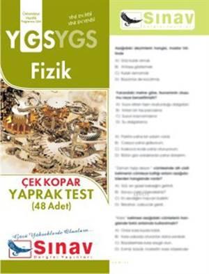 Lys Fizik Yaprak Test (72 Test)