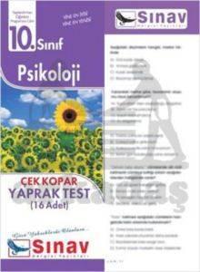 10.Sınıf Psikoloji Yaprak Test (24 Test)