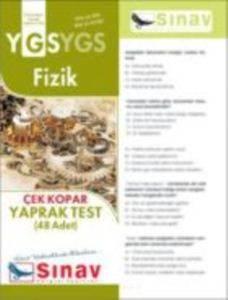 Ygs Fizik Yaprak Test (48 Test)