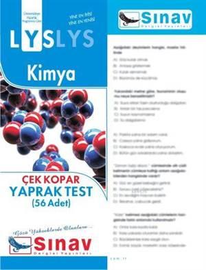 Lys Kimya Yaprak Test (56 Test)