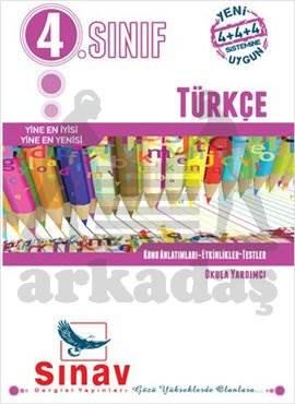 4. Sınıf Türkçe Yeni Sisteme Göre