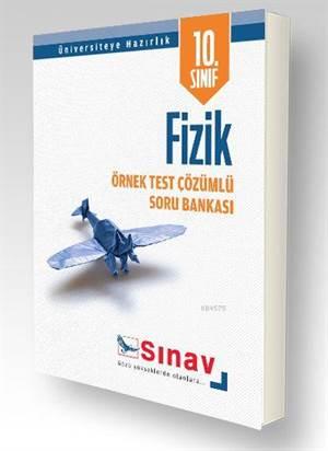 10.Sınıf Fizik Örnek Test Çözümlü Soru Bankası