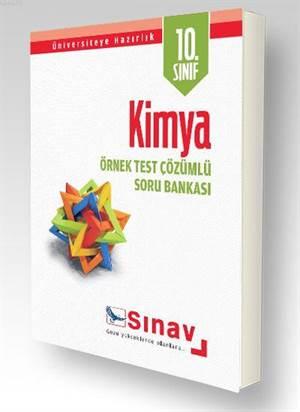 10.Sınıf Kimya Örnek Test Çözümlü Soru Bankası