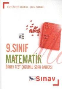 9.Sınıf Matematik Örnek Test Çözümlü Soru Bankası