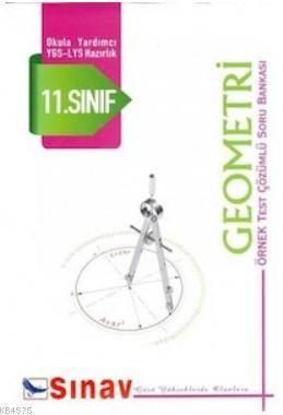 11.Sınıf Geometri Örnek Test Çözümlü Soru Bankası