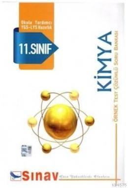 11.Sınıf Kimya Örnek Test Çözümlü Soru Bankası