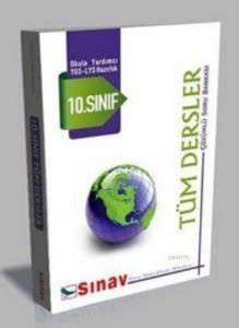 10.Sınıf Tüm Dersler Çözümlü Soru Bankası