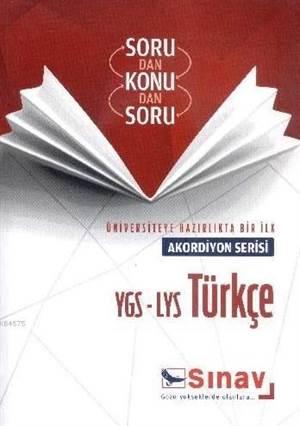 YGS-LYS Türkçe; Akordiyon Serisi