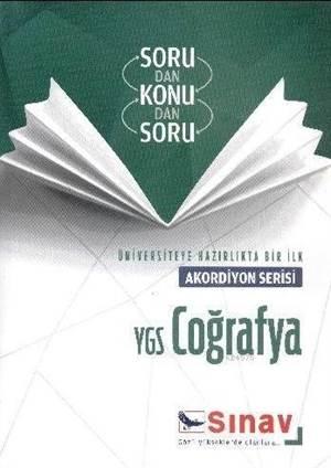 YGS Coğrafya; Akordiyon Serisi