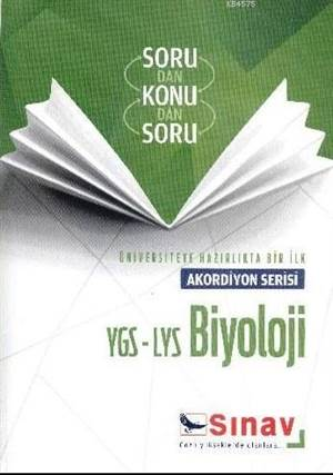 YGS-LYS Biyoloji; Akordiyon Serisi