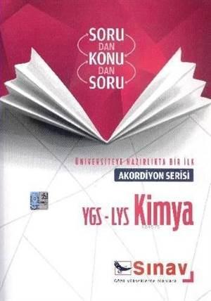 YGS-LYS Kimya; Akordiyon Serisi