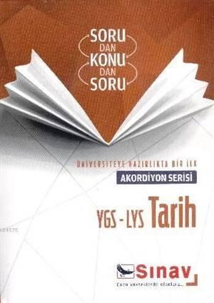 YGS-LYS Tarih; Akordiyon Serisi
