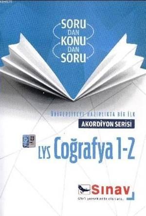 LYS Coğrafya 1-2; Akordiyon Serisi