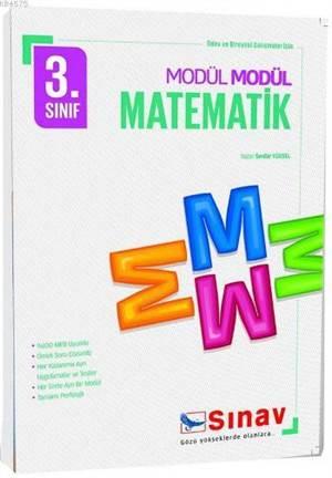 3.Sınıf Modül Modül Matematik