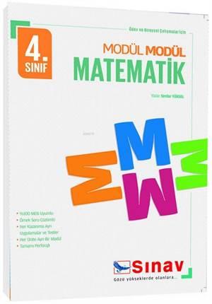 4.Sınıf Modül Modül Matematik