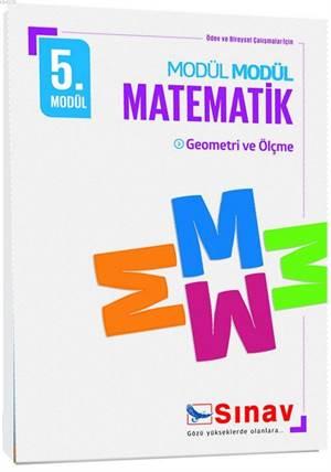 5.Sınıf Modül Modül Matematik
