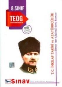 TEOG 8.Sınıf T.C İnkılap Tarihi ve Atatürkçülük