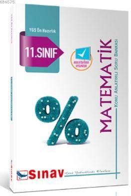 11.Sınıf Matematik Konu Anlatımlı Soru Bankası (Ygs Ön Hazırlık)