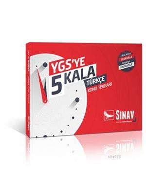 Ygs'ye 5 Kala Türkçe Konu Tekrarı