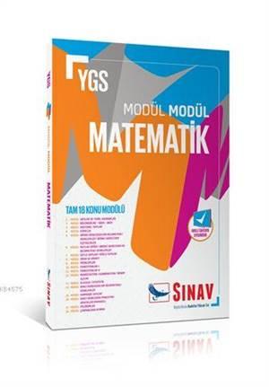 Ygs Modül Modül Matematik Konu Anlatımlı