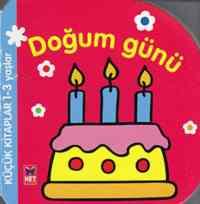 Küçük Kitaplar 1-3 Yaş Doğum Günü