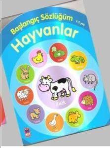 Başlangıç Sözlüğüm Hayvanlar 1-2 Yaş