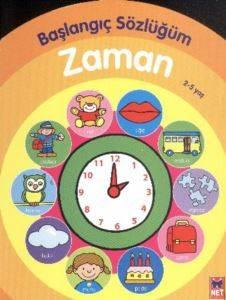 Başlangıç Sözlüğüm-Zaman 2-5 yaş