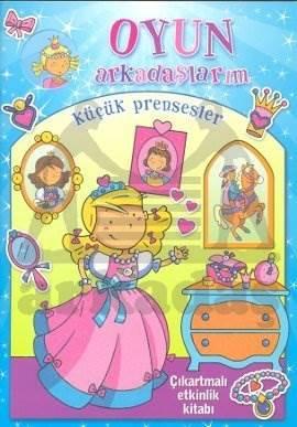 Oyun Arkadaşlarım Küçük Prensesler