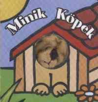 Minik Köpek (Parmak Kuklalı Kitap)
