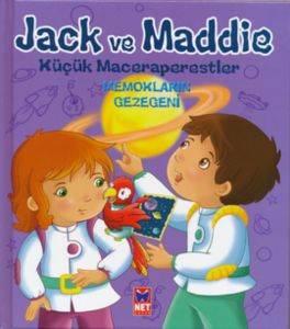 Jack Ve Maddie Küçük Maceraperestler Memokların Gezegeni