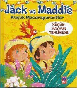 Jack Ve Maddie Küçük Maceraperestler Küçük Maymun Tehlikede