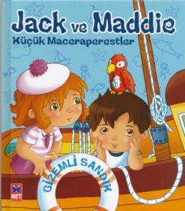 Jack Ve Maddie Küçük Maceraperestler Gizemli Sandık