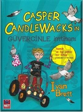 Casper Candlewacks'İn Güvercinle İmtihani