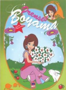 Prenses Boyama Yeşil