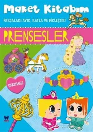 Maket Kitabım Prensesler