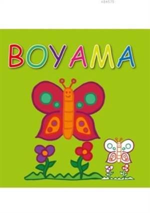 Boyama - Kelebek