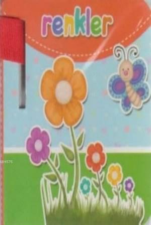 Renkler (Cep Boy); Bebek Arabası Kitabı