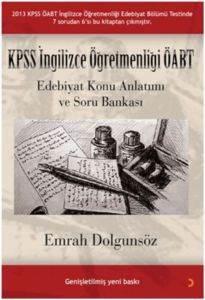 KPSS İngilizce Öğretmenliği ÖABT Edebiyat Konu Anlatımı ve Soru Bankası