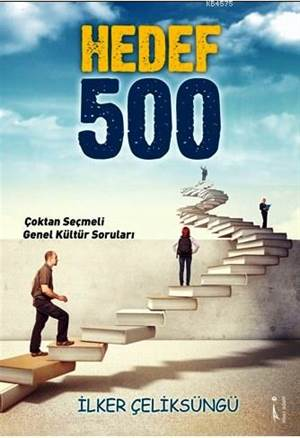 Hedef 500; Çoktan Seçmeli Genel Kültür Soruları