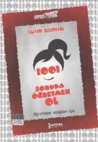 KPSS Eğitim Bilimleri 2012 - 1001 Soruda Öğretmen Ol