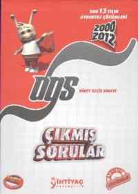 DGS Çıkmış Sorular 2000-2012