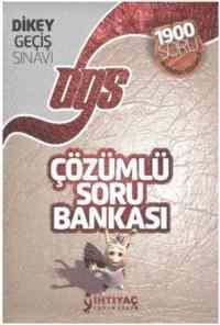 İhtiyaç DGS Çözümlü Soru Bankası 2013
