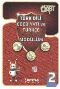 İhtiyaç ÖABT Türk Dili ve Türkçe Öğretmenliği Modülüm 2