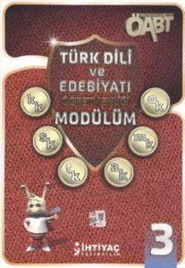 İhtiyaç ÖABT Türk Dili ve Türkçe Öğretmenliği Modülüm 3