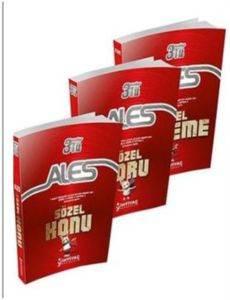 İhtiyaç ALES Sözel Konu Soru Deneme Seti 2014