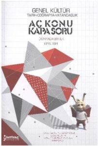 İhtiyaç KPSS Genel Kültür Tarih Coğrafya Vatandaşlık Aç Konu Kapa Soru 2014