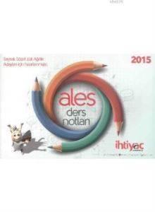 ALES Ders Notları 2015