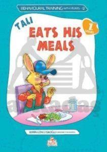 Tali Eats His Meals