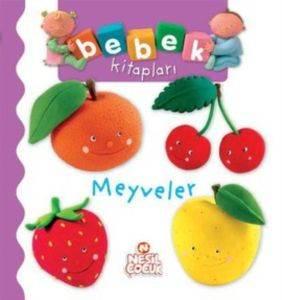 Bebek Kitapları Meyveler